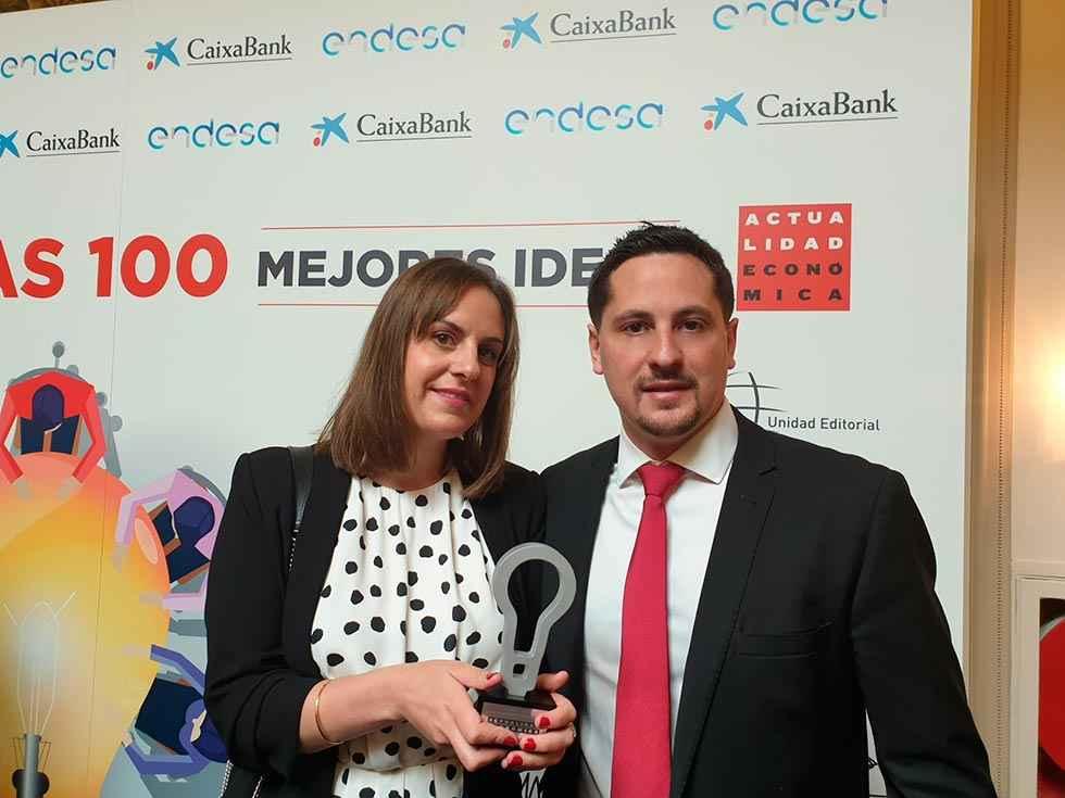 El Oro Negro de Soria: Espora Gourmet, premio a la Mejor Idea de Negocio