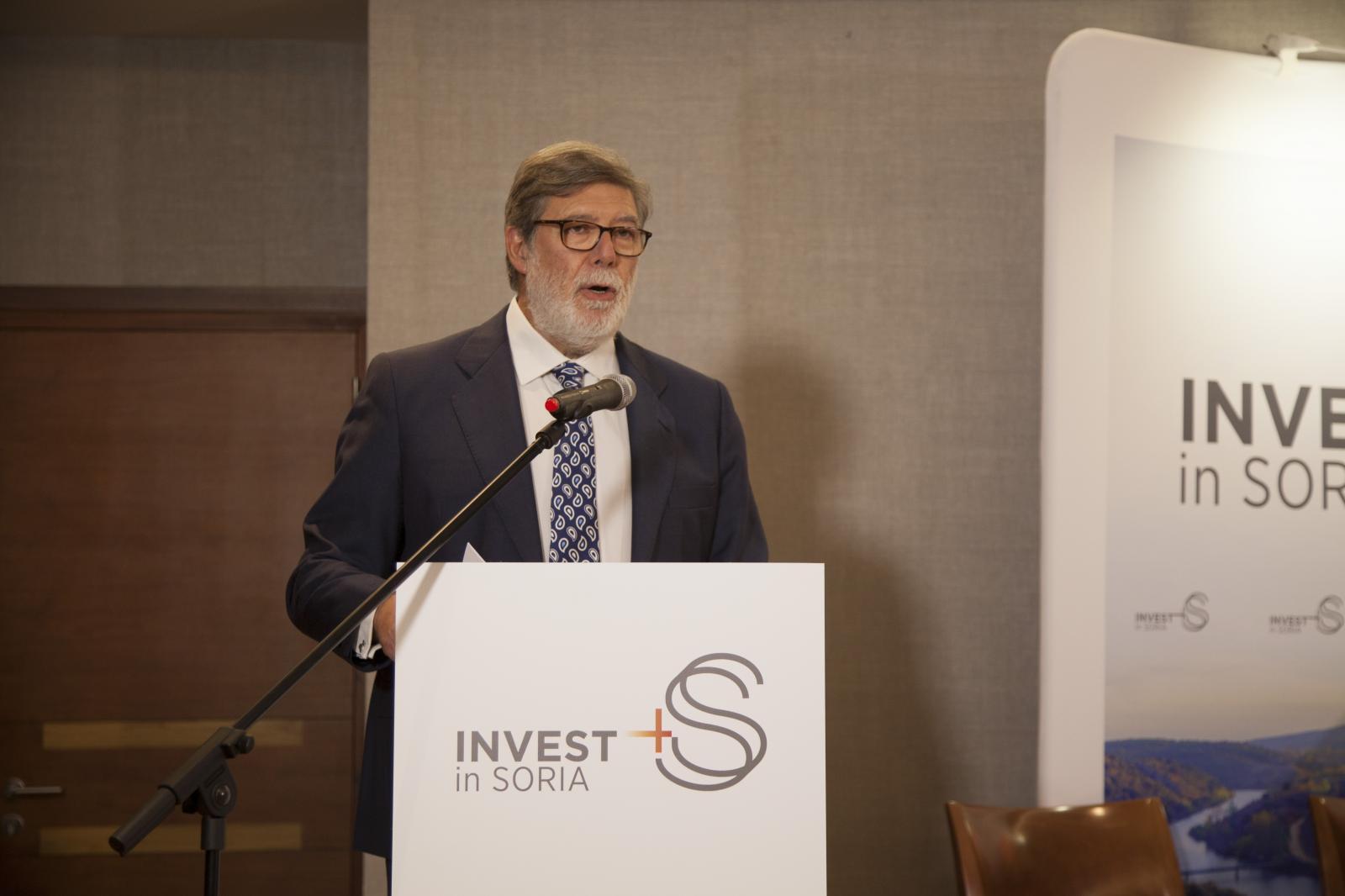 'Invest in Soria' camina acompañado