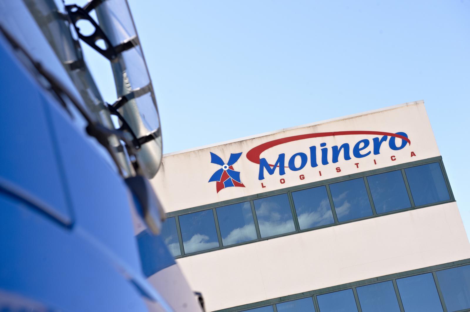 Molinero Logística convierte a Ólvega en la mayor plataforma logística de congelado de España.