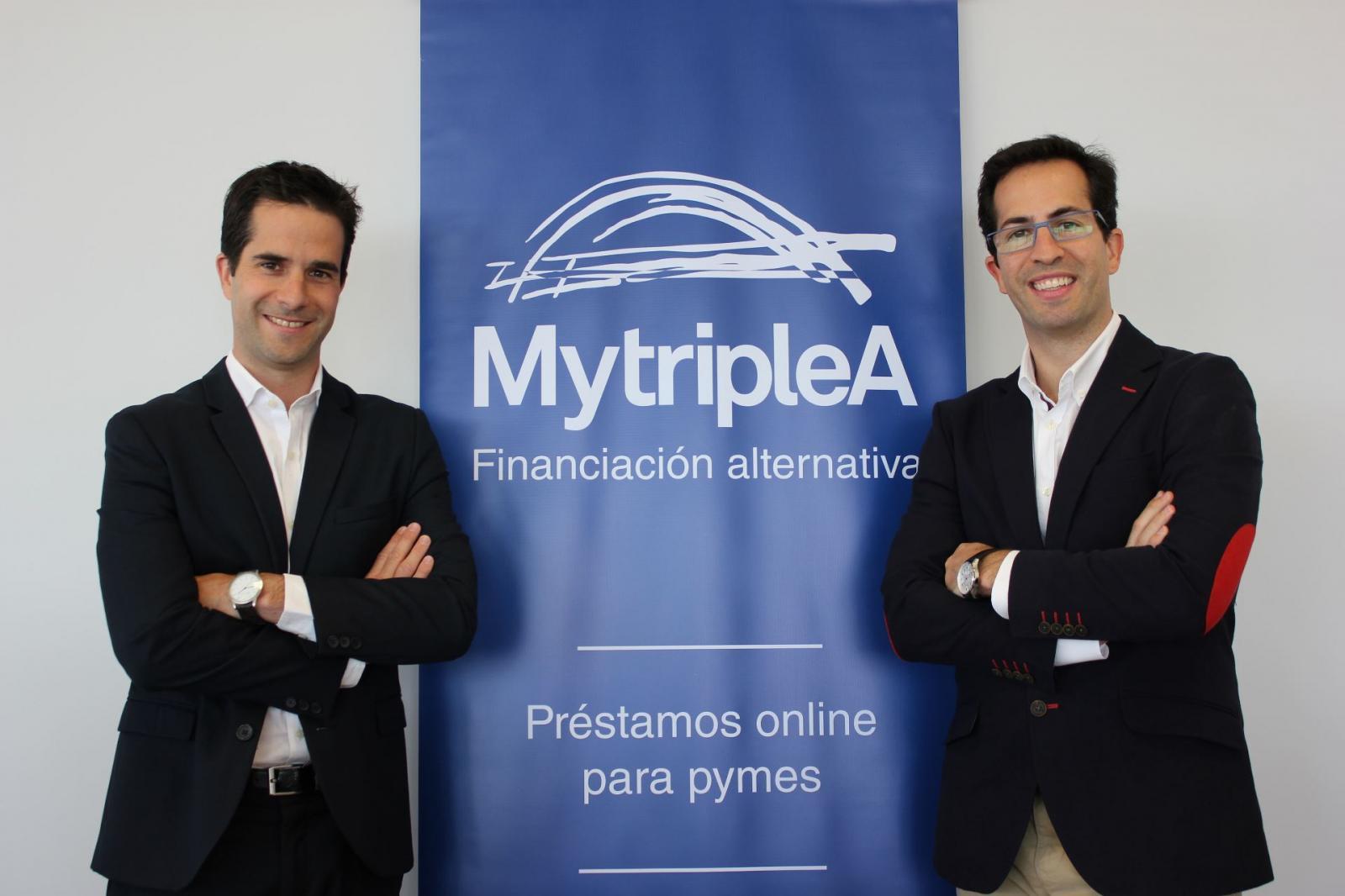 La empresa soriana MytripleA se consolida como la mayor plataforma de 'crowdlending' en España.