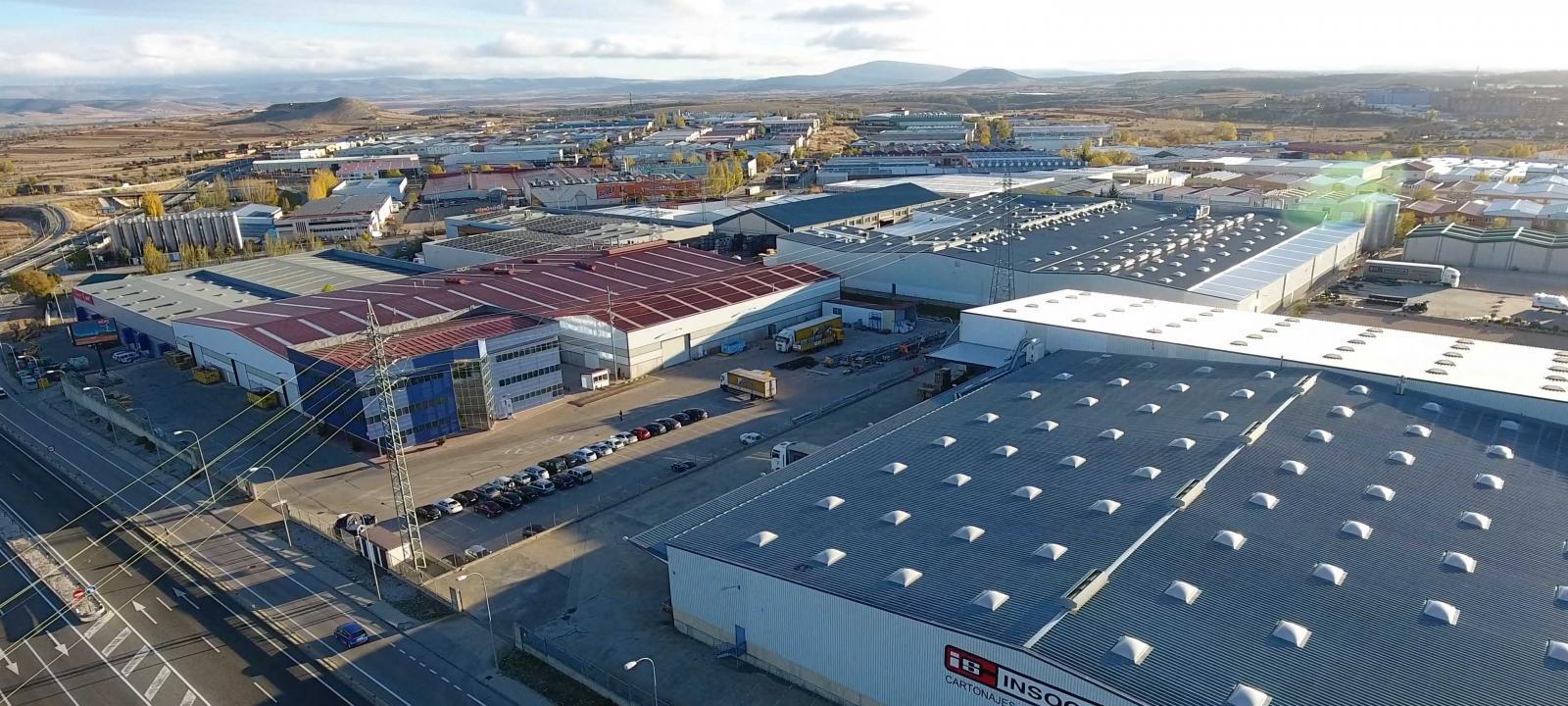 'Invest in Soria' le informa sobre naves industriales disponibles en venta y alquiler en cualquier punto de la provincia