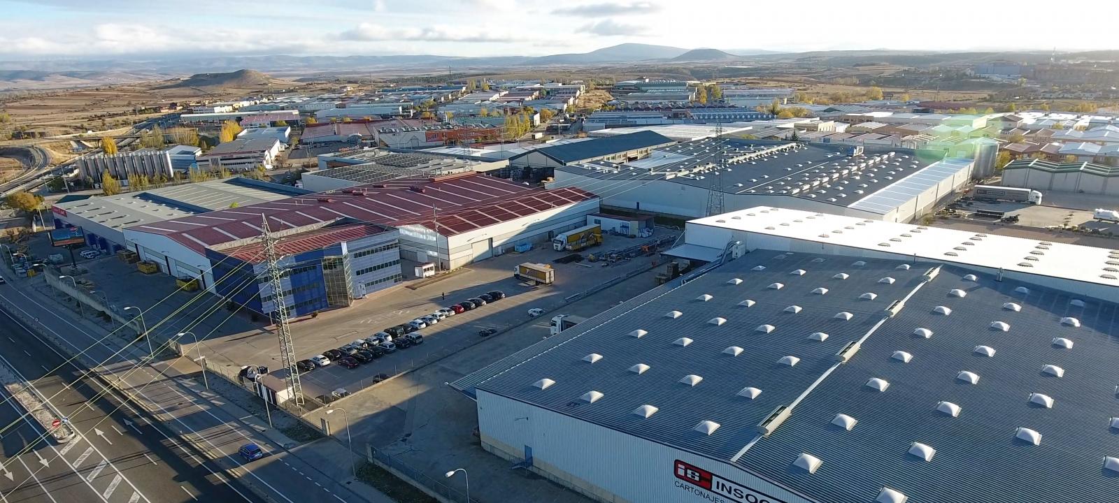 Naves industriales en venta o alquiler en Soria y provincia - Suelo industrial Soria