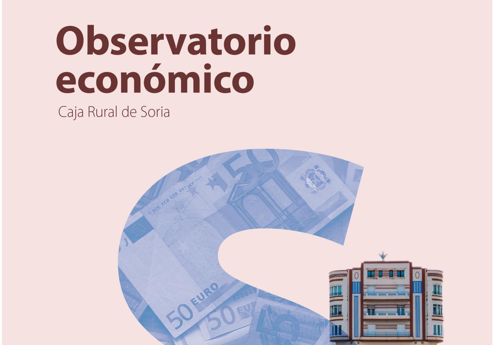 Soria muestra su fortaleza económica creciendo más de un punto por encima de la media nacional y la regional
