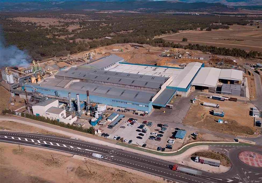Soria contará con la PPA On-Site sobre cubierta más grande de España tras una inversión de 2 millones de euros del Grupo Losán