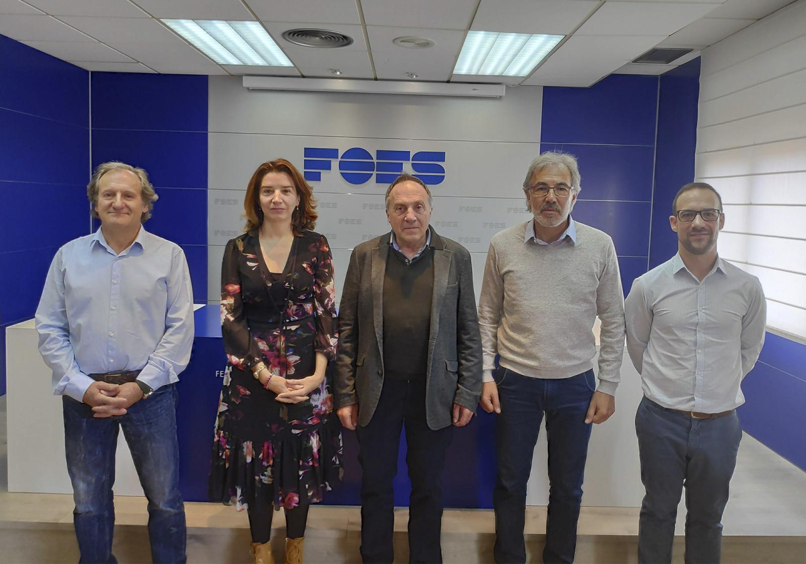 La empresa MAQPERSO inicia su actividad gracias al trabajo conjunto de FOES, Invest in Soria y del Ayuntamiento de Matalebreras