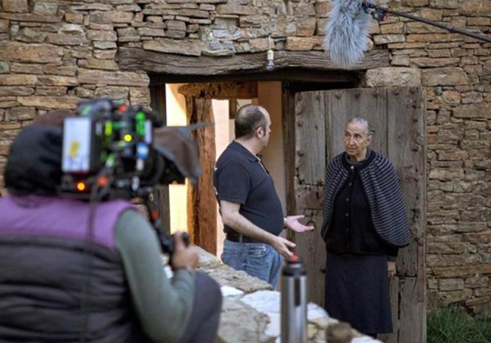 Las productoras encuentran en la provincia de Soria su mejor plató de rodaje, favoreciendo la creación de empleo