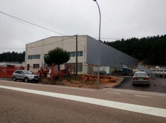 San Leonardo de Yagüe - Polígono Industrial de San Leonardo de Yagüe